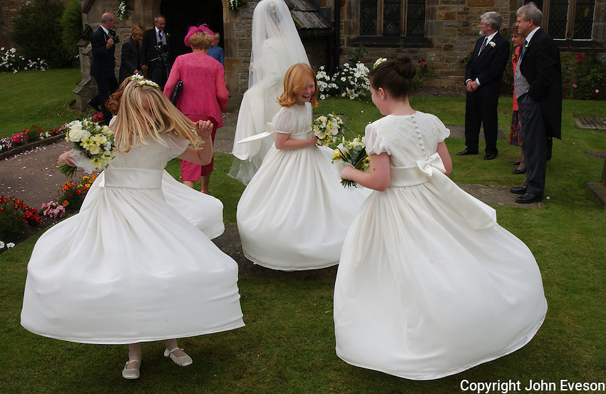 Wedding, Chipping, Lancashire.