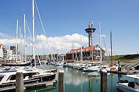 Het Arsenaal aan de Vissershaven in Vlissingen