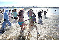 Eastern Polar Bear Plunge to Benefit Special Olympics in Bensalem, Pennsylvania