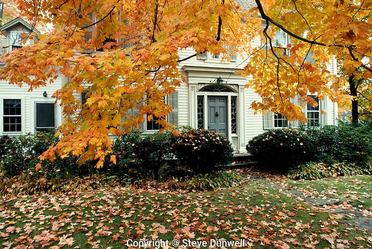 Federal period house, N. Providence, RI