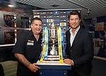 Gary Anderson and Brian Laudrup