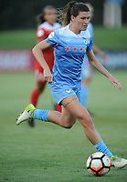 Boyds, MD -Saturday August 26, 2017: Arin Gilliland during a regular season National Women's Soccer League (NWSL) match between the Washington Spirit and the Chicago Red Stars at Maureen Hendricks Field, Maryland SoccerPlex.
