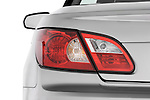Tail light close up detail view of a 2008 Chrysler Sebring Convertible