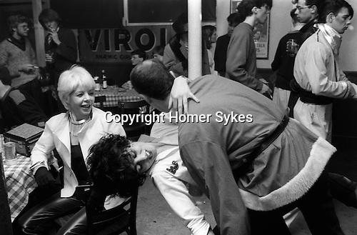 Blitz Club Covent Garden London 1980. My ref 4a/3995/1980