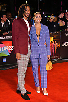 Shanie Ryan at 'Knives Out' premiere, a modern whodunnit thriller, at Odoen Luxe Leicester Square, London, England on October 08, 2019.<br /> CAP/JOR<br /> ©JOR/Capital Pictures