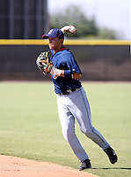 Jose Camargo / Cleveland Indians 2008 Instructional League..Photo by:  Bill Mitchell/Four Seam Images