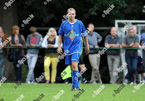 2011-07-09 / Voetbal / seizoen 2011-2012 / FC Ekeren / Maxime Slootmans..Foto: mpics