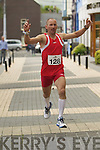 Jacek Latala winner of the Born to Run Ultra Marathon on Saturday
