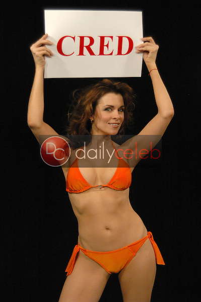 Alicia Arden<br /> in the studio for &quot;Hollywood By The Numbers: Beauties Uncovered&quot; Stock Picks by Hot Chicks, featuring the Vixens of Wall Street, Private Location, Pasadena, CA 04-05-06 EXCLUSIVE<br /> <br /> David Edwards/DailyCeleb.com 818-249-4998