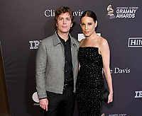 09 February 2019 - Beverly Hills, California - Rob Thomas, Marisol Maldonado. The Recording Academy And Clive Davis' 2019 Pre-GRAMMY Gala held at the Beverly Hilton Hotel.   <br /> CAP/ADM/BT<br /> ©BT/ADM/Capital Pictures
