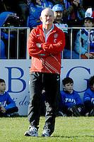 Photo: Omega/Richard Lane Photography. Italy v England. RBBS Six Nations. 10/02/2008. England head coach, Brian Ashton.