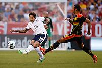 U.S. Men's National Team vs. Belgium  - International friendly soccer game at First Energy Stadium in Cleveland, Wednesday, May 29, 2013. (ISI Photos/Rick Osentoski)