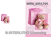 Alfredo, BIRTHDAY, paintings+++++,BRTOXX01766,#birthday# ,teddy bears