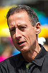 © Joel Goodman - 07973 332324 - all rights reserved . 03/07/2010 . London , UK . PETER TATCHELL . Annual London Pride march and demonstration through the centre of London . Photo credit : Joel Goodman