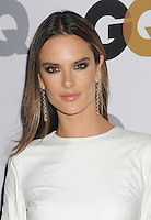 LOS ANGELES, CA - NOVEMBER 13: Alessandra Ambrosio arrives at the GQ Men Of The Year Party at Chateau Marmont Hotel on November 13, 2012 in Los Angeles, California. PAP1112JP309..PAP1112JP309..PAP1112JP309.. /NortePhoto