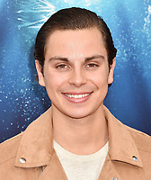 WESTWOOD, CA - APRIL 11: Jake T. Austin attends the premiere of 20th Century Fox's 'Breakthrough' at Westwood Regency Theater on April 11, 2019 in Los Angeles, California.<br /> CAP/ROT/TM<br /> &copy;TM/ROT/Capital Pictures