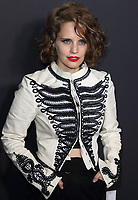 Anna Calvi at the NME Awards 2020 held at the O2 Brixton Academy, London on February 12th 2020<br /> CAP/ROS<br /> ©ROS/Capital Pictures