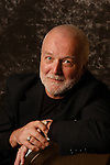 American author Russel Banks in 2005. Russell Banks, American writer in 2005.