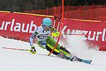 10.03.2018, Ofterschwanger Horn, Ofterschwang, GER, Slalom Weltcup in Ofterschwang, im Bild Meta Hrovat (SLO, #40)<br /> <br /> Foto &copy; nordphoto / Hafner
