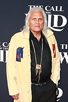 HOLLYWOOD, CA - FEBRUARY 13; Michael Horse at The Call Of The Wild World Premiere on February 13, 2020 at El Capitan Theater in Hollywood, California. Credit: Tony Forte/MediaPunch