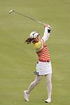 Golfer Taoli Yang of China during the 2017 Hong Kong Ladies Open on June 10, 2017 in Hong Kong, China. Photo by Marcio Rodrigo Machado / Power Sport Images