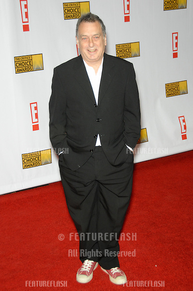 STEPHEN FREARS at the 12th Annual Critics' Choice Awards at the Santa Monica Civic Auditorium..January 12, 2007  Los Angeles, CA.Picture: Paul Smith / Featureflash
