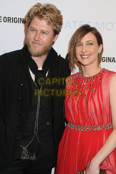26 February 2014 - Hollywood, California - Renn Hawkey, Vera Farmiga. &quot;Bates Motel&quot; Season 2 and &quot;Those Who Kill&quot; Premiere Party held at Warwick. <br /> CAP/ADM/BP<br /> &copy;Byron Purvis/AdMedia/Capital Pictures