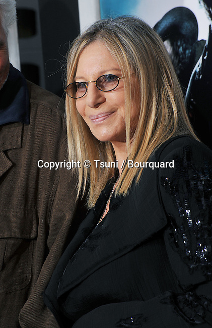 05_ Barbra Streisand _05   -<br /> Jonah Hex premiere at the Arclight Theatre In Los Angeles.