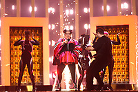 Netta Barzilai (Israel)<br /> Eurovision Song Contest Grand Final dress rehearsal, Lisbon, Portugal on May 11 2018.<br /> CAP/PER<br /> &copy;PER/CapitalPictures