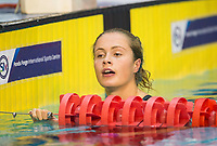 Picture by Allan McKenzie/SWpix.com - 16/12/2017 - Swimming - Swim England Nationals - Swim England Winter Championships - Ponds Forge International Sports Centre, Sheffield, England - Charlotte Evans.