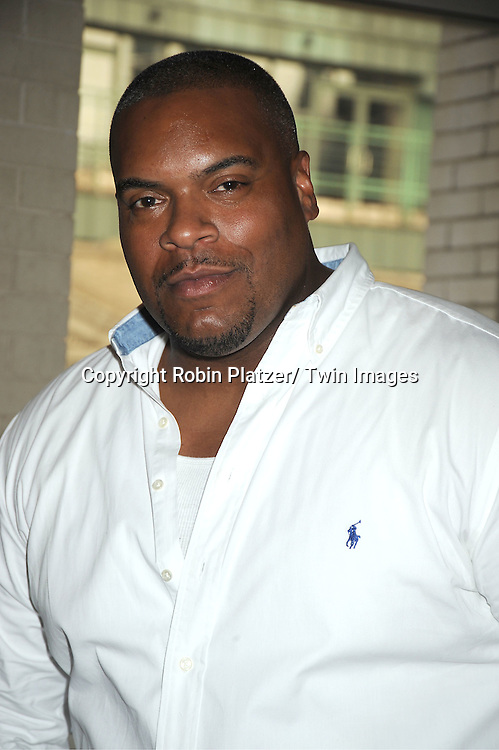 Sean Ringgold attends the Daytime Stars and Strikes Charity Bowling Event benefitting the American Cancer Society on ..October 9, 2011 at Bowlmor Lanes in Times Square.