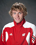 2010-11 UW Swimming and Diving Team - Colin Neitzel. (Photo by David Stluka)