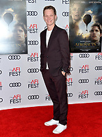 "LOS ANGELES, USA. November 20, 2019: Tom Harper at the gala screening for ""The Aeronauts"" as part of the AFI Fest 2019 at the TCL Chinese Theatre.<br /> Picture: Paul Smith/Featureflash"