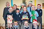 Children has come to Kilcummin with a bang this as children around the area can enjoy a series of Christmas after school camps to get into the spirit of Christmas. .The camps kicked of last week and will run for five weeks. .Back L-R Katie O'Leary, Caoimhe Fogarty, Ciara Foran, Sarah McGrath and Cian Foley .Middle Jack Fogarty, Bryan Hanafin, Kate Sheehan and Matthew Fogarty .Front Cian Murray, Caitlin Doolan and Ryan McGurl