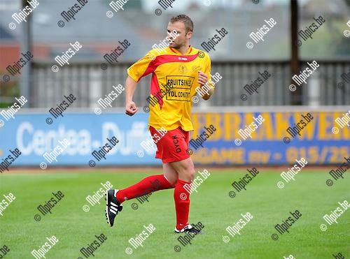 2011-07-31 / Voetbal / seizoen 2011-2012 / KFC Duffel / Davy Peeters..Foto: mpics