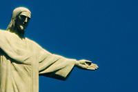 RIO DE JANEIRO,RJ, 12.11.2018 - CRISTO-RJ - Monumento Cristo Redentor na cidade do Rio de Janeiro nesta segunda-feira, 12 (Foto: Vanessa Ataliba/Brazil Photo Press)