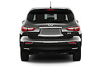 Straight Rear View of 2013 Infiniti QX35 / JX35