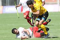 Cocha 2018 Hockey Césped Varones Brasil vs Peru