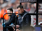 Darren Ward goalkeeping coach at Sheffield Utd during the English League One match at  Bramall Lane Stadium, Sheffield. Picture date: April 30th 2017. Pic credit should read: Simon Bellis/Sportimage