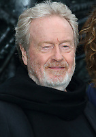 Sir Ridley Scott at the Alien: Covenant - World Premiere at the Odeon Leicester Square, London on May 4th 2017<br /> CAP/ROS<br /> &copy;ROS/Capital Pictures /MediaPunch ***NORTH AND SOUTH AMERICAS ONLY***
