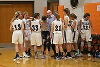 Basketball 8th grade girls 12/11/19