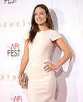 Olivia Wilde at The 2009 AFI Fest Screening of Precious held at The Grauman's Chinese Theatre in Hollywood, California on November 01,2009                                                                   Copyright 2009 DVS / RockinExposures