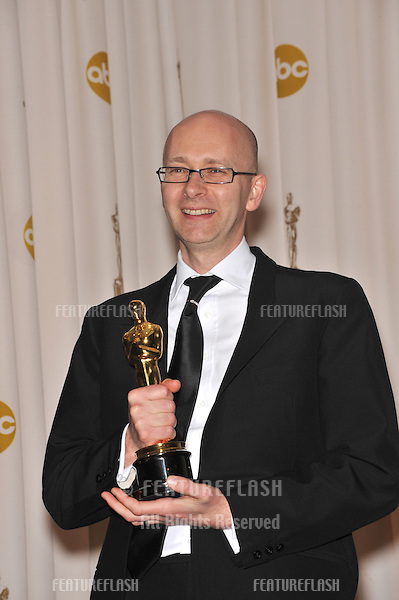 Chris Dickens at the 81st Academy Awards at the Kodak Theatre, Hollywood..February 22, 2009  Los Angeles, CA.Picture: Paul Smith / Featureflash