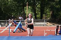 Hannah Zimmer (LG Main-Spessart)  beim Stabhochsprung - Moerfelden-Walldorf 11.07.2020: Sportfest der LG Moerfelden-Walldorf