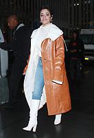 JAN 12 Camila Cabello In NYC