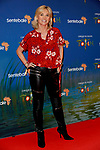 Anthea Turner at the Cirque du Soleil's 'Totem' 10th anniversary premiere, London, UK