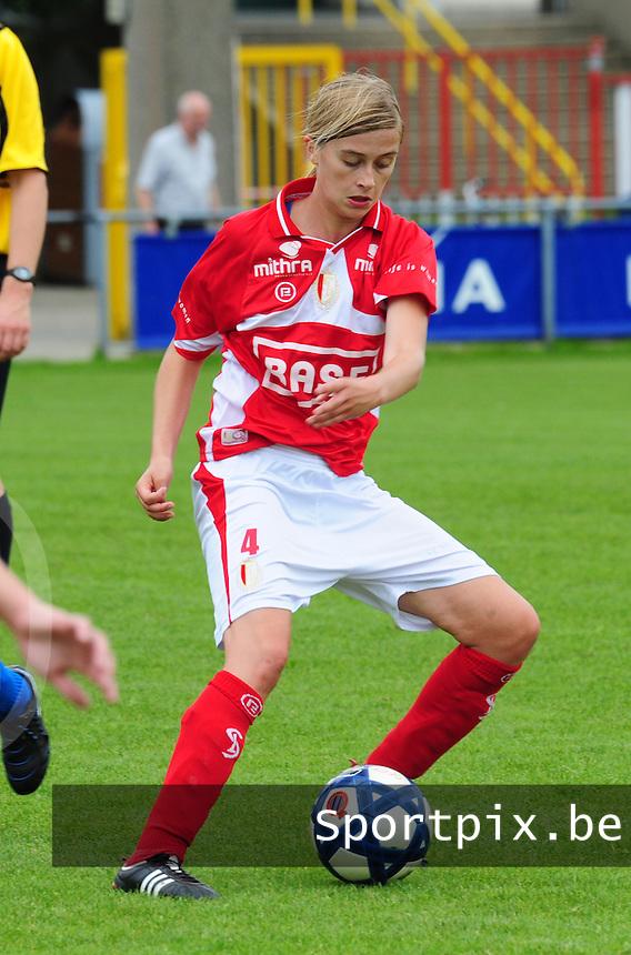 Club Brugge - Standard Femina :  Julie Biesmans.fotografe Joke Vuylsteke - vrouwenteam.be