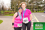 Catherine Griffin 138, Joan Murphy 256, who took part in the Kerry's Eye Tralee International Marathon on Sunday 16th March 2014