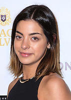 HOLLYWOOD, LOS ANGELES, CA, USA - AUGUST 18: Gia Mantegna at the Los Angeles Premiere Of Lionsgate Films' 'The Prince' After Party held at Supperclub on August 18, 2014 in Hollywood, Los Angeles, California, United States. (Photo by Xavier Collin/Celebrity Monitor)