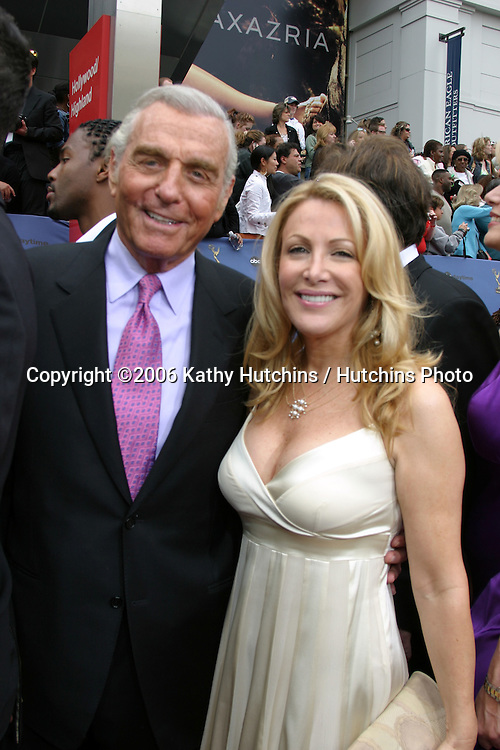 Jerry & Kym Douglas.33rd Daytime Emmy Awards.Kodak Theater.Hollywood & Highland.Los Angeles, CA.April 28, 2006.©2006 Kathy Hutchins / Hutchins Photo..